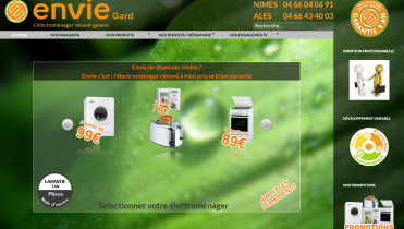 [SiteWeb] Envie Gard 2014