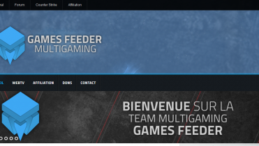 [SiteWeb] Games Feeder 2014